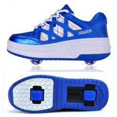 COASTS KID รองเท้าผ้าใบสเก็ต แบบล้อคู่หน้าหลัง  เชียงใหม่